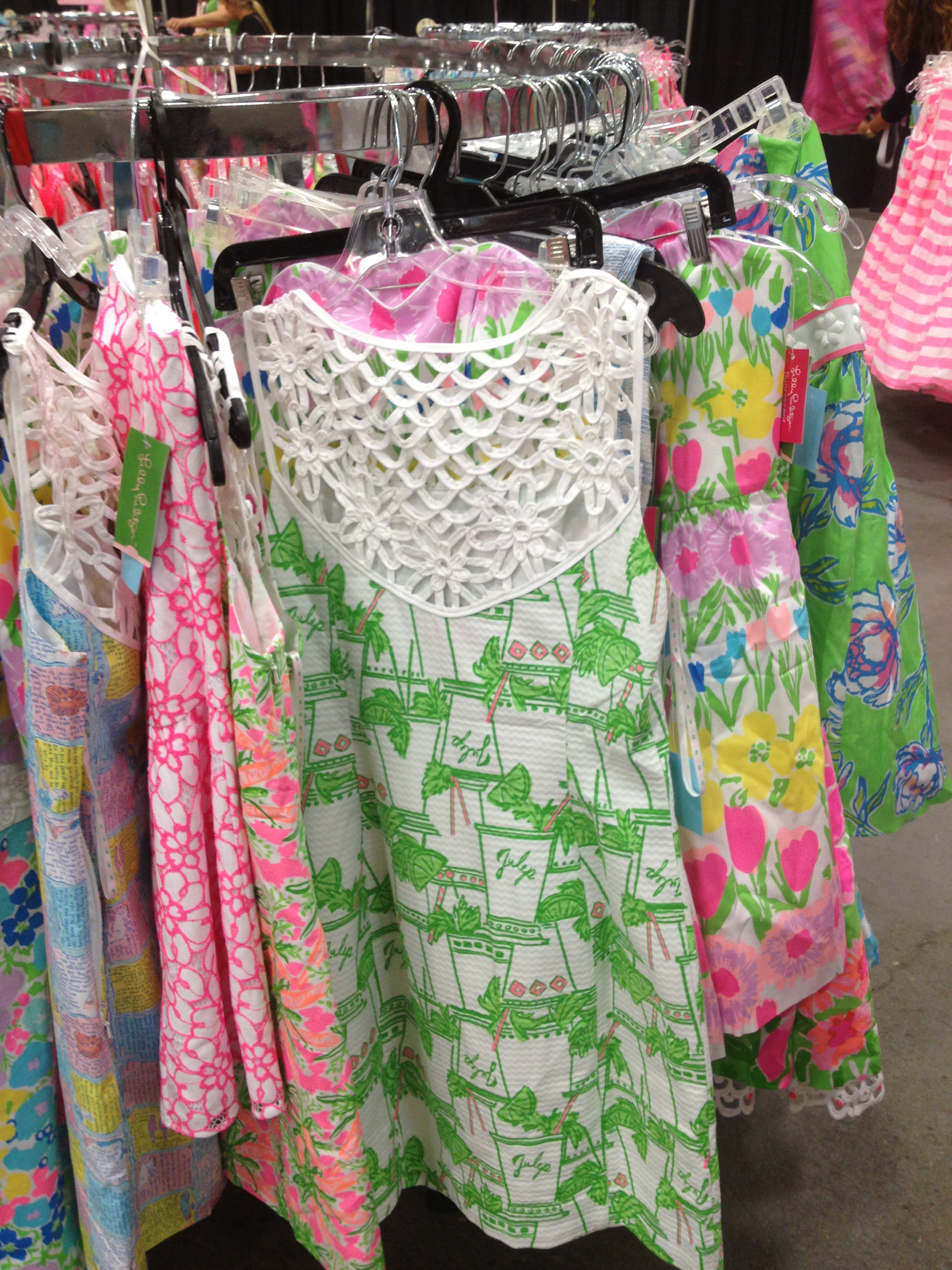 lilly pulitzer warehouse sale | Oh Jen Darling
